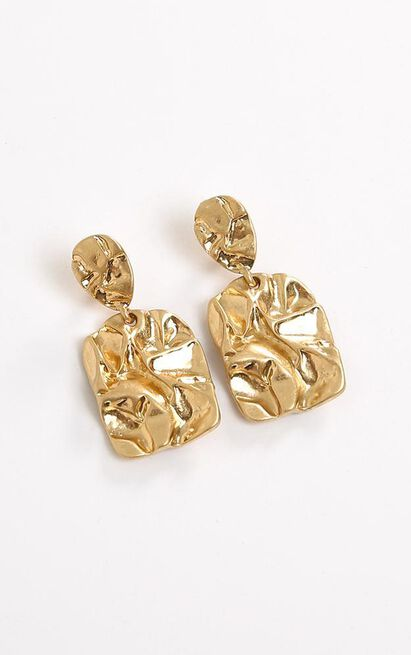 Another Night Earrings In Gold, , hi-res image number null