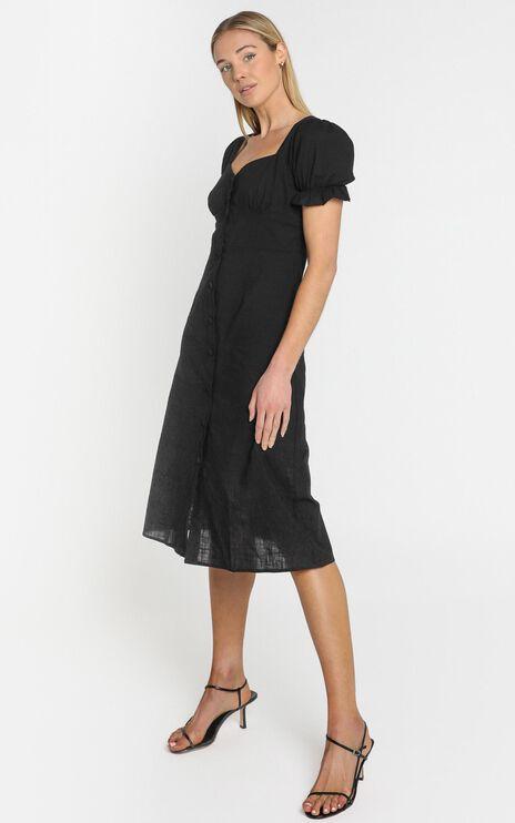 Myra Dress in Black