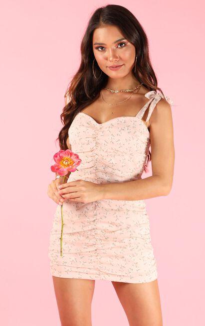 You Get Better dress in pink - 12 (L), Pink, hi-res image number null