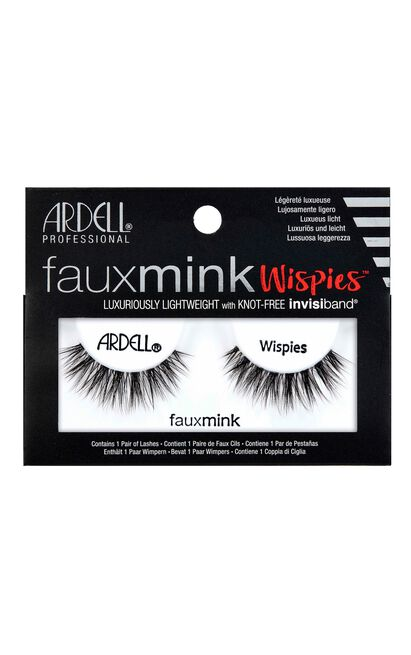 Ardell - Faux Mink Wispies in Black, , hi-res image number null