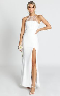 Still Love You Dress In White