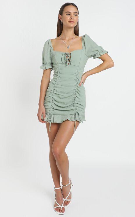 Makenzie Dress in Sage