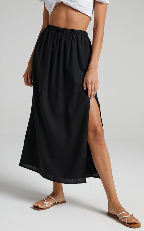 Chambers Skirt in Black