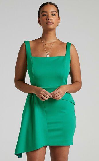 Dakarai Dress in Jade