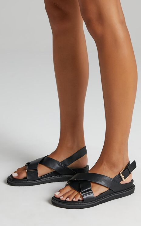 Billini - Zendaya Sandals in Black