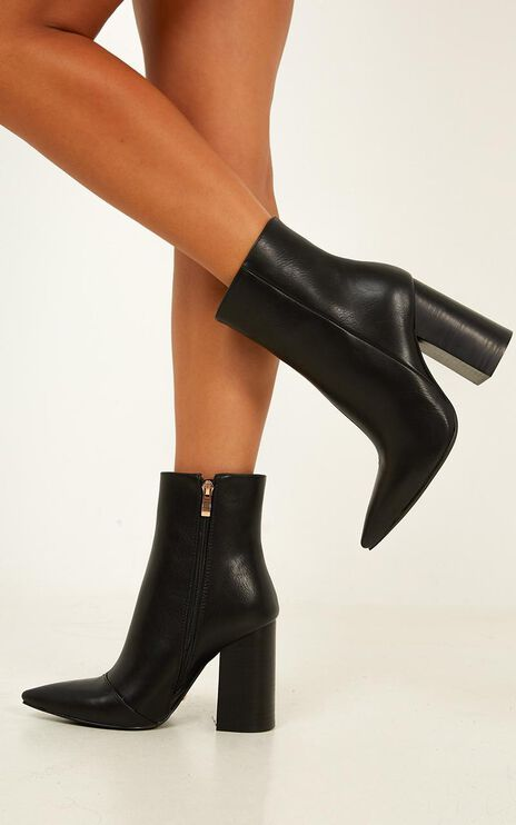 Billini - Tio Boots In Black