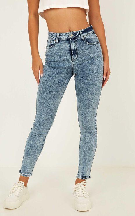 Sophia Jeans In Acid Wash