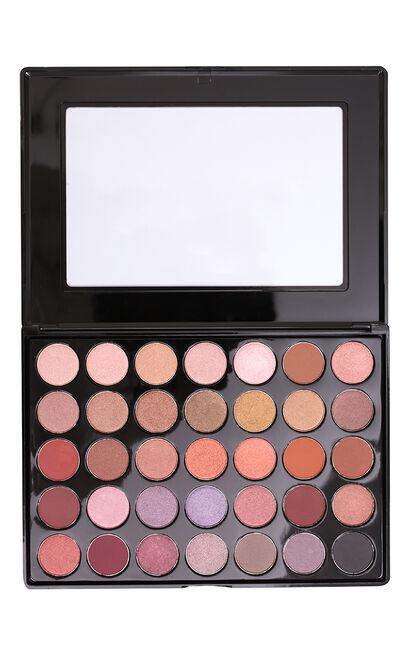 Glamierre - Essential eyeshadow palette in rose taupe, , hi-res image number null