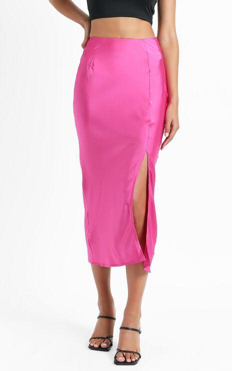 Diara Skirt in Pink