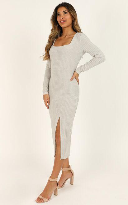 Enjoy The Moment Dress in beige - 4 (XXS), Beige, hi-res image number null