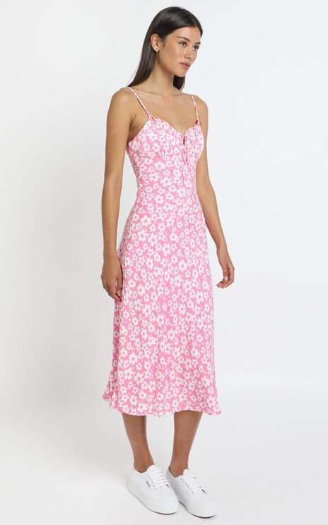 Massachusetts Dress in Pink