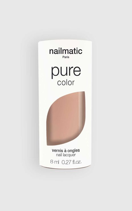 Nailmatic - Pure Color Aida Nail Polish in Medium Beige