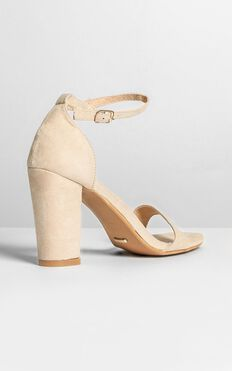 Billini - Aurella Heels In Skin Micro