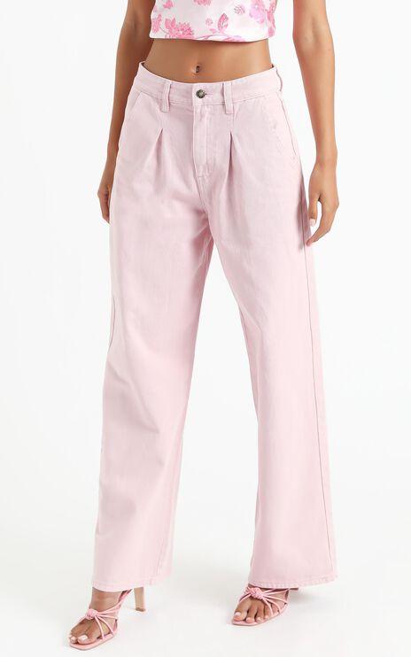 Lioness - Birkin Jean in Pink