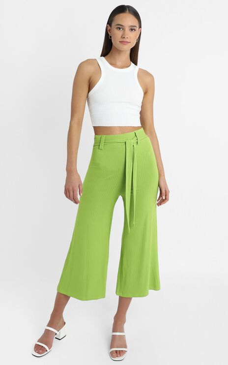 Donahue Pants in Green