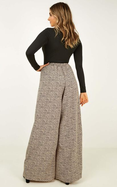 As Seen By Pants in mocha pebble - 12 (L), Mocha, hi-res image number null