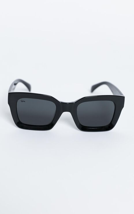 Reality Eyewear - Onassis Sunglasses in Black