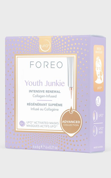 Foreo - UFO Masks Youth Junkie - Pack of 6