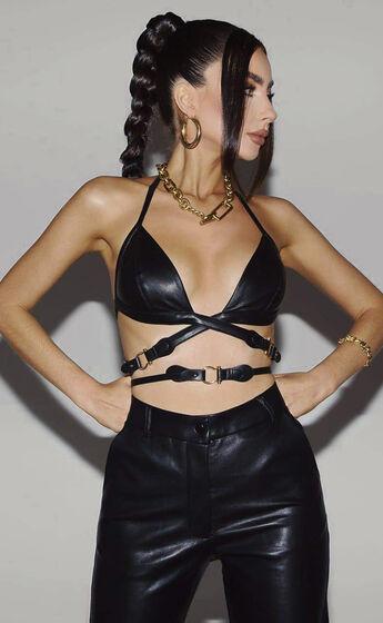 Runaway The Label - Charli Top in Black