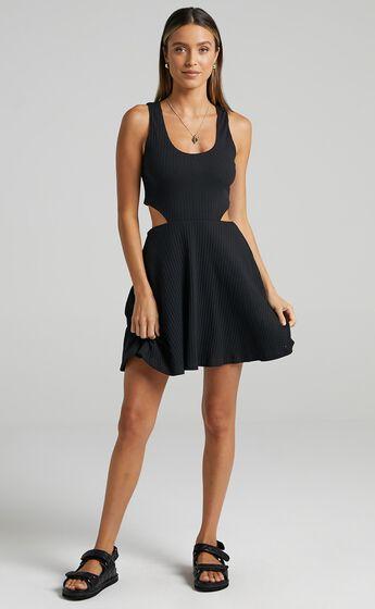 Malva Dress in Black