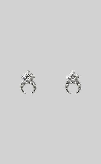 KITTE - ASTER EARRINGS in Silver