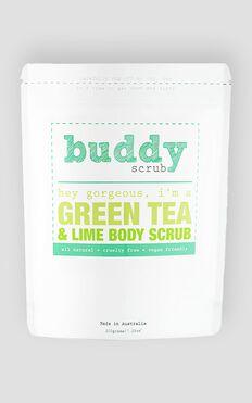 Buddy Scrub - Green Tea & Lime Body Scrub