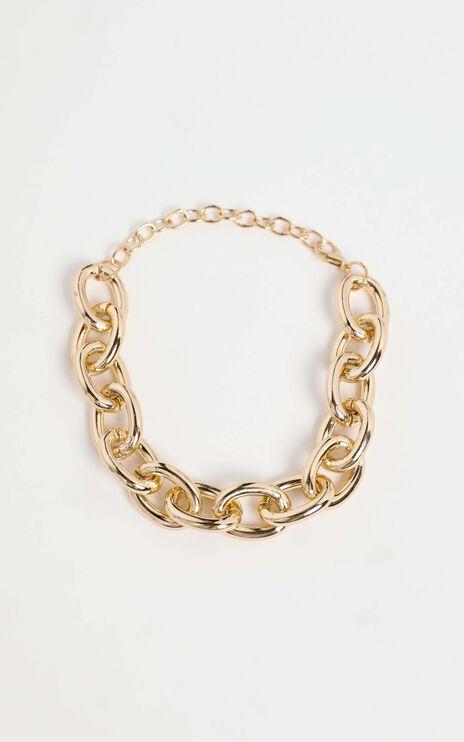 Agata Bracelet in Gold