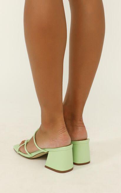 Therapy - Stella Heels in sage - 10, Sage, hi-res image number null