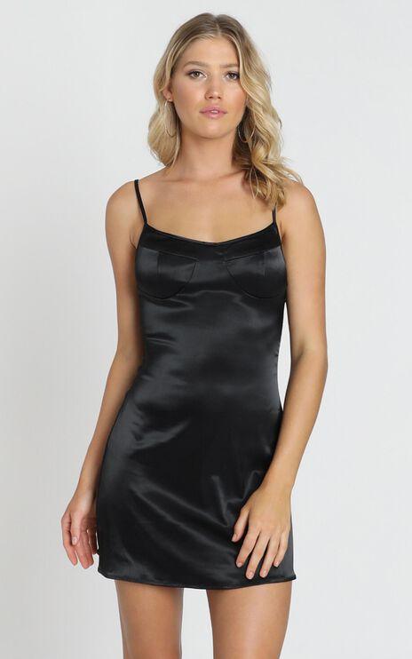 Charlotte Dress in Black