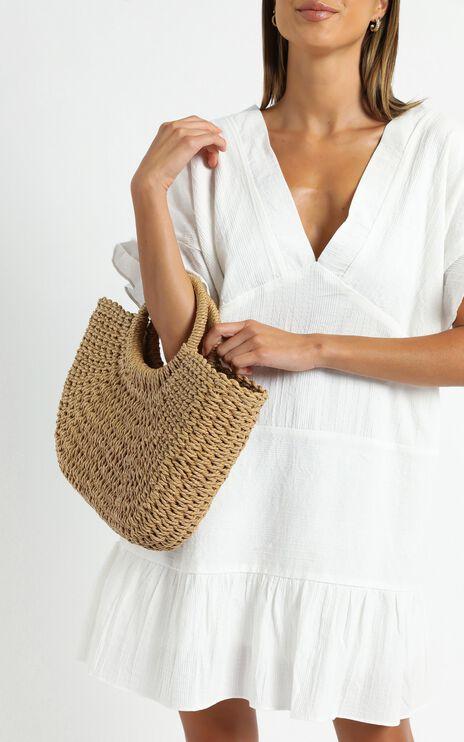 Talyn Bag in Straw