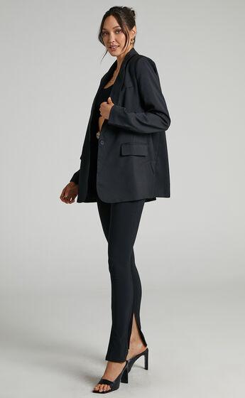 Caralina Oversized Blazer in Black