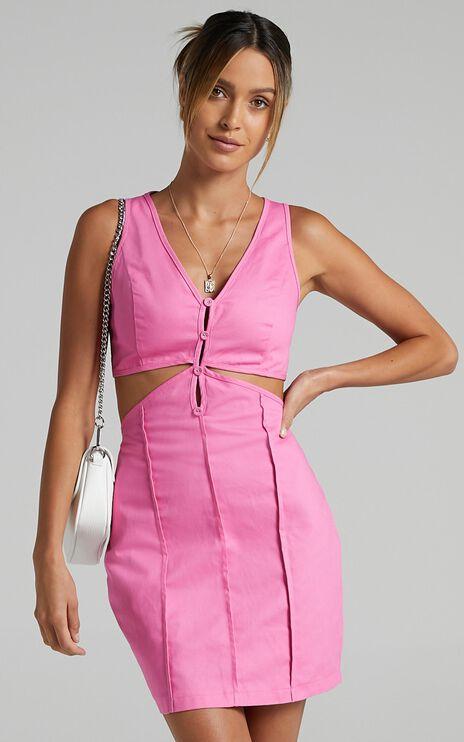 Nimrodel Dress in Pink