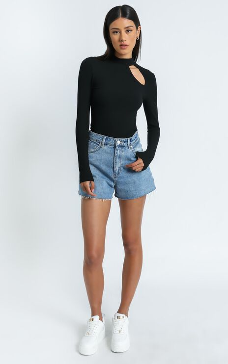 Alek Top in Black