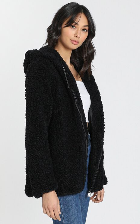 Stacey Jacket in Black