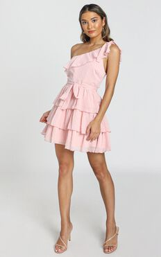 Darling I Am A Daydream Dress In Blush