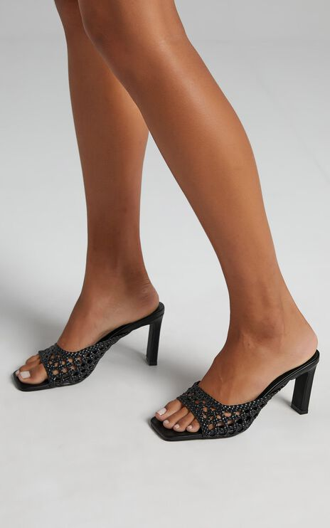 Billini - Olsen Heels in Black