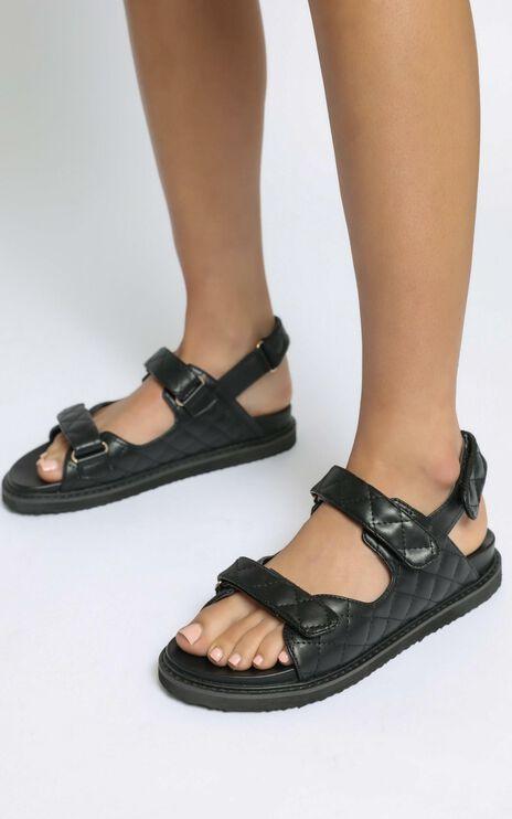 Billini - Zora Sandals in Black