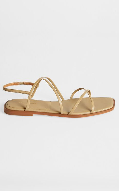 Alias Mae - Tulin Sandals in Natural Leather