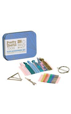 Pretty Useful Tools: Hair Accessories Set