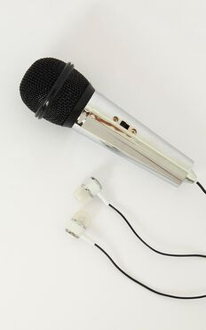 Smart Phone Karaoke 2.0 In Silver