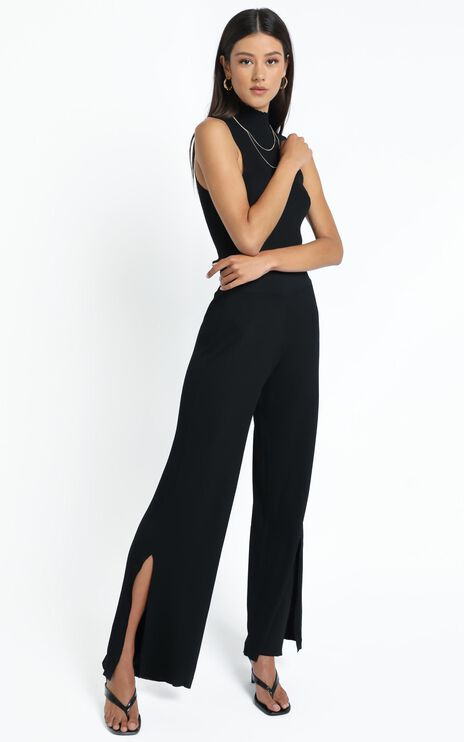 Lioness - New York City Pant in Black