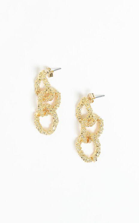 Jolie & Deen - Marnie Earrings in Gold