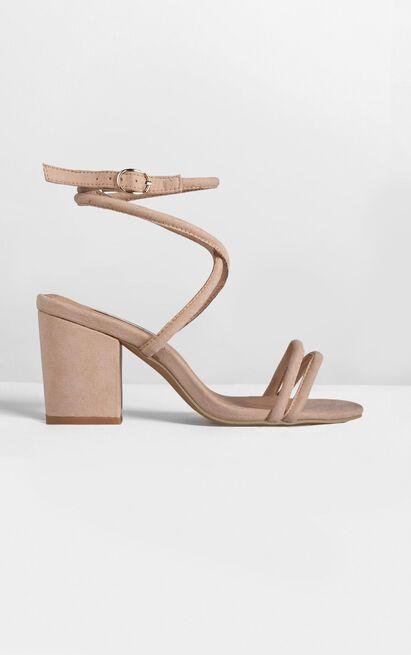 Billini - Calvi heels in nude micro - 10, Beige, hi-res image number null