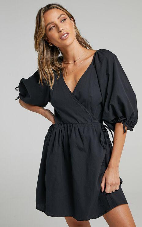 Veronnie Dress in Black