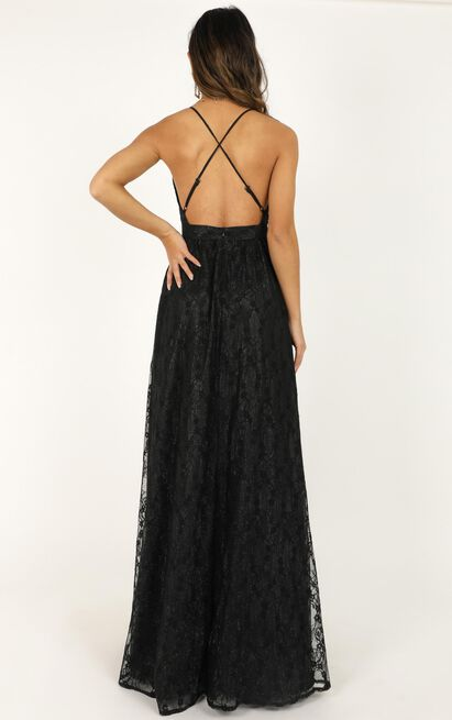 See Some Places Dress in black lace - 20 (XXXXL), Black, hi-res image number null