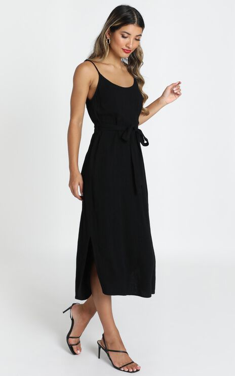 Grand Central Dress in Black