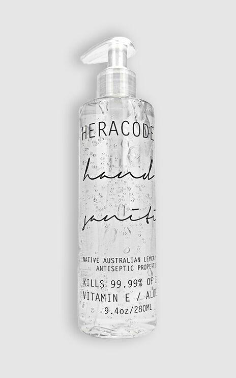 Heracode + Co - Large Organic Gel Hand Sanitiser