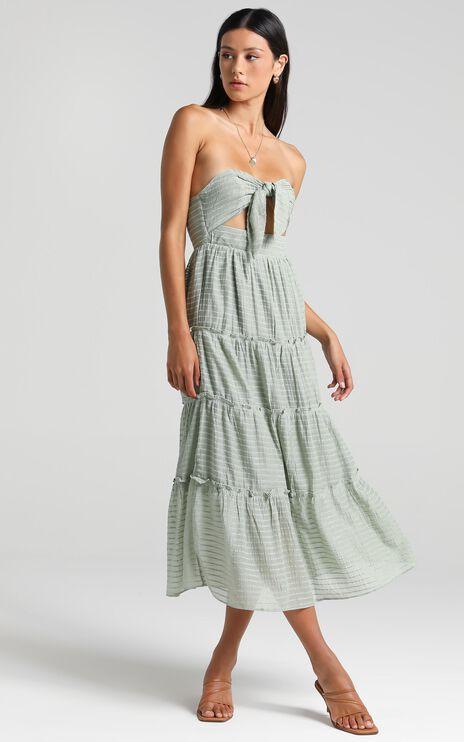 Cosmopolitan Dress in Sage