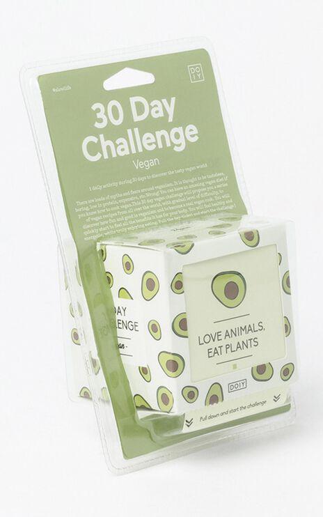 Doiy: 30 Day Challenge Vegan
