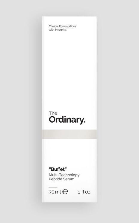 "The Ordinary - ""Buffet"" - 30ml"